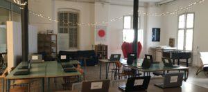 Računalniška učilnica v Poligonu