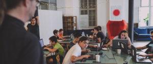 Vikend programiranja za mlade v Kranjski Gori